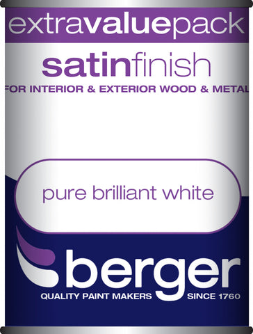 Berger-Satin Sheen 1.25L