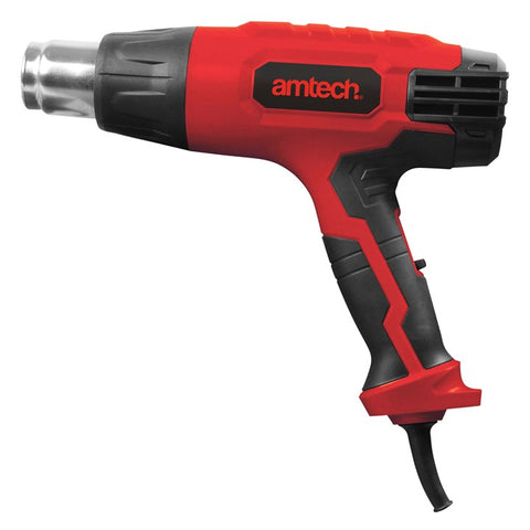 AMTECH-2000W 2 Heat Settings Hot Air Gun