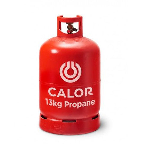 Calor Gas 13Kg Propane Cylinder - Gas Refill