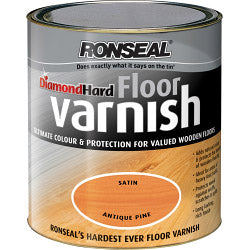 Ronseal-Diamond Hard Coloured Floor Varnish 2.5L