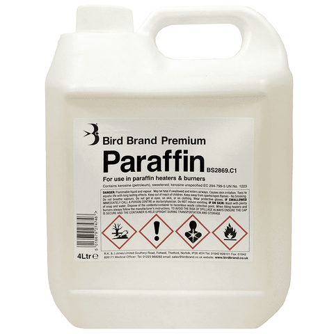 Bird Brand 4L Premium Paraffin - Count 4