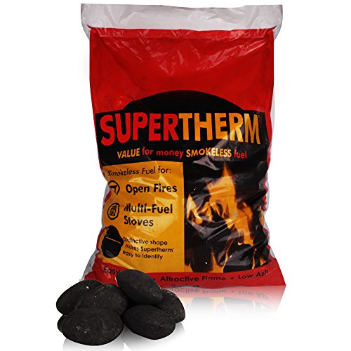 Super Therm Smokeless Coal 20kg