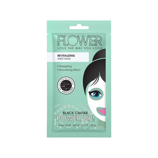 Power Up! Revitalizing Sheet Mask