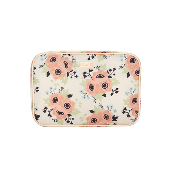 In Bloom Weekender Cosmetic Bag