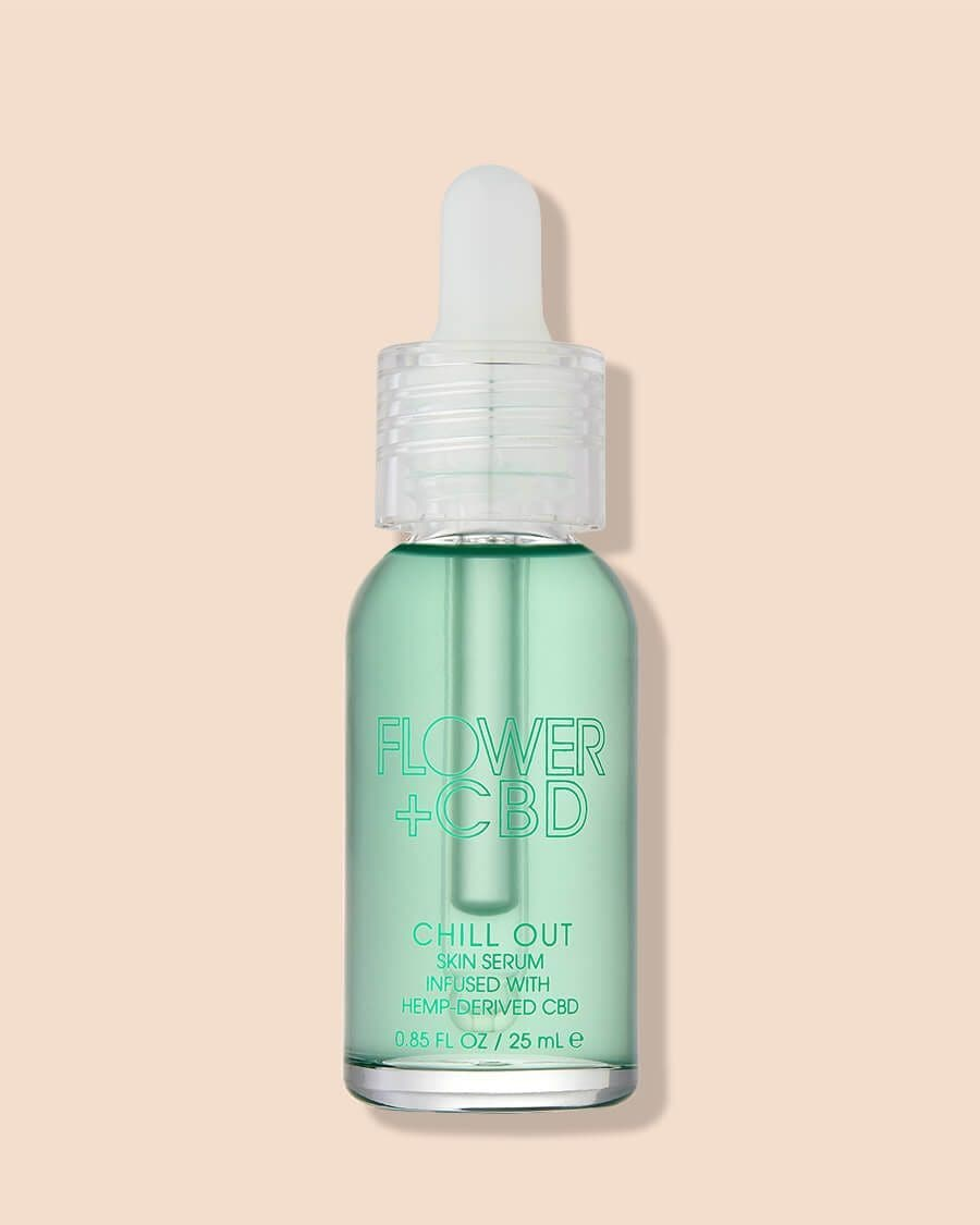 Chill Out Calming Skin Serum-Closed