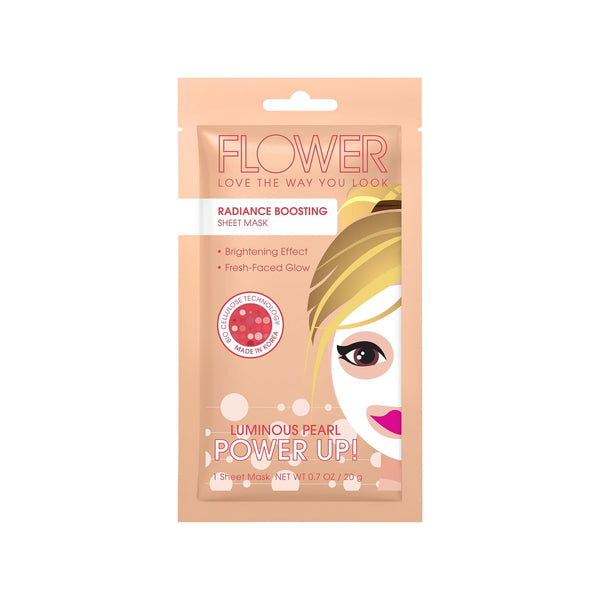 Power Up! Radiance Boosting Sheet Mask