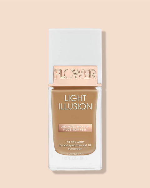 Light Illusion Foundation | FLOWER Beauty