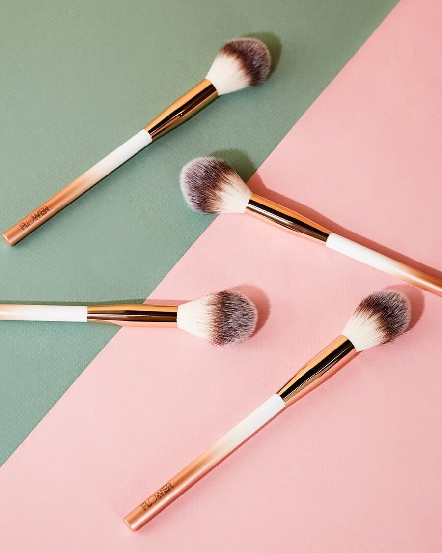 Blush Precision Brush-Lifestyle