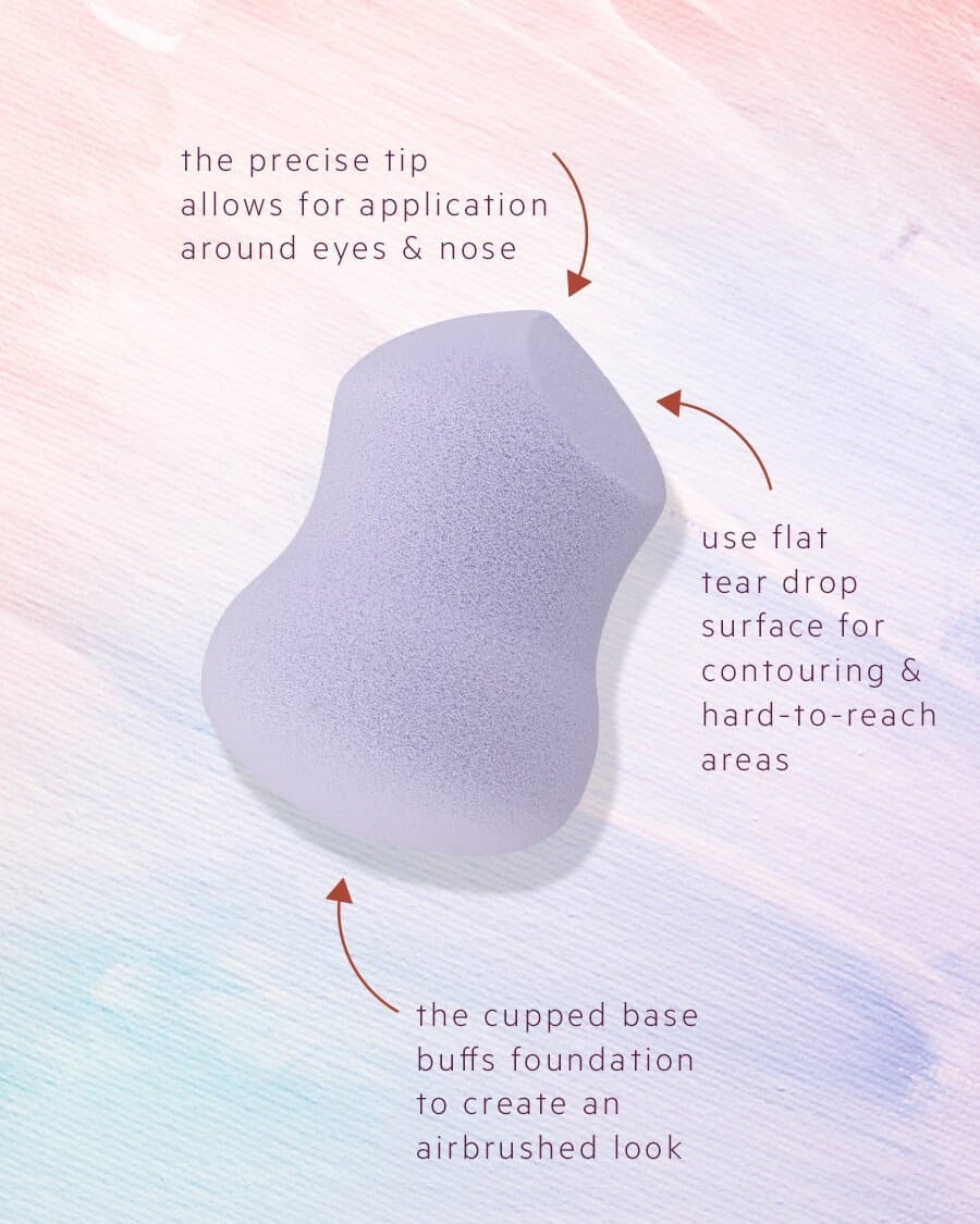 Ultimate 3-in-1 Blending Sponge