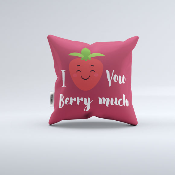 Berry Much Colorful Pillowcase