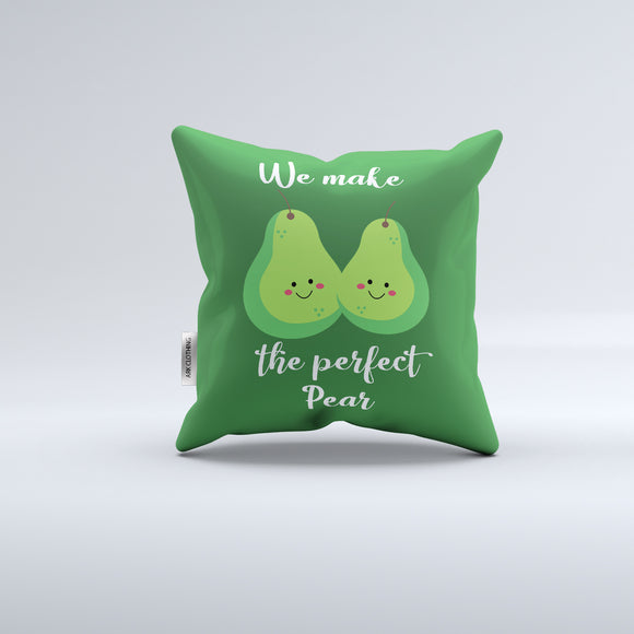 Perfect Pear Colorful Pillowcase