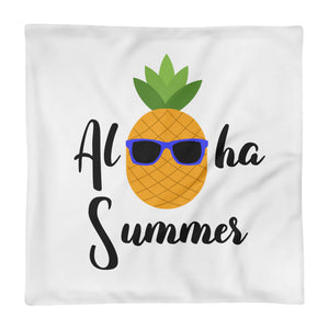 Aloha Pillowcase