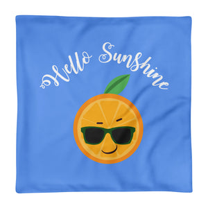 Sunshine Colorful Pillowcase