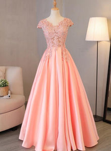 pink stain sweet 16 dresses