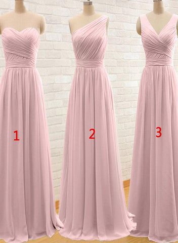 pink bridesmaid dress 2019