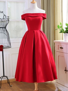 red party dress 2020