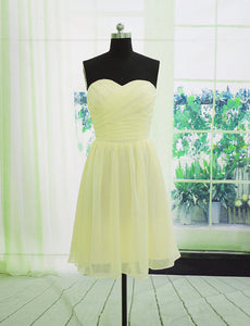 beautiful light yellow party dress