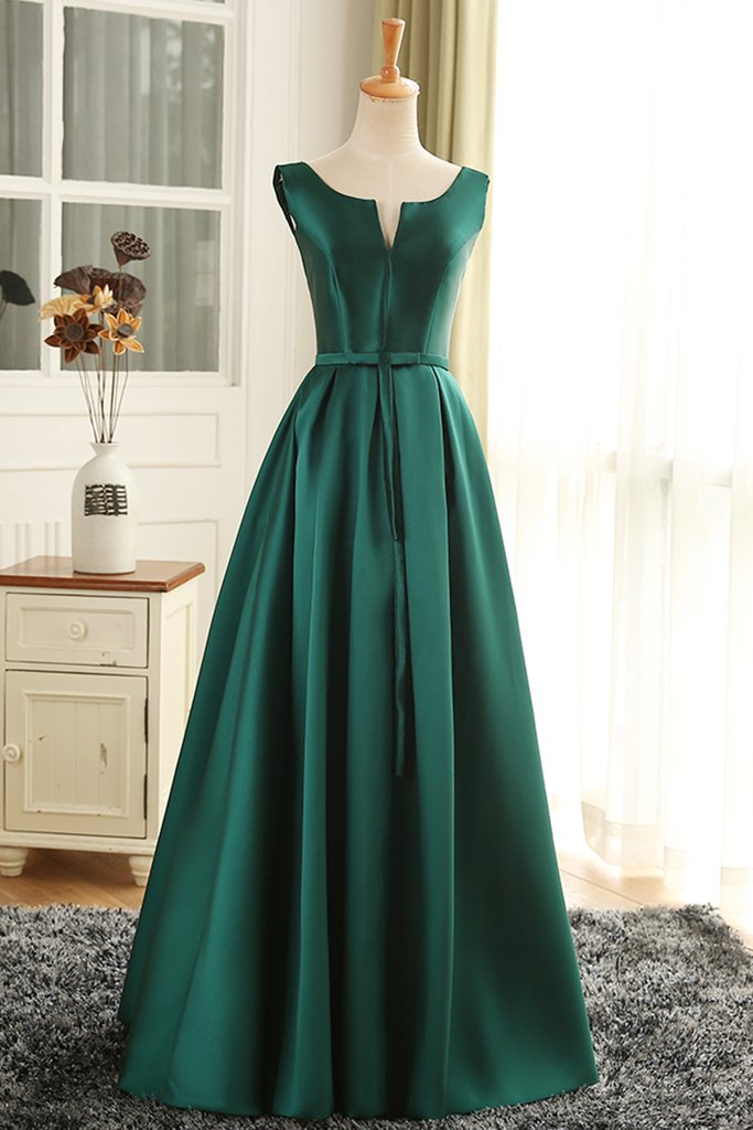 green party dress 2020
