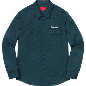 Supreme Mike Kelley Ahh…Youth! Work Shirt