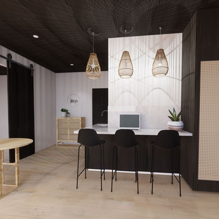 Abrego Design Show Room Interior Design