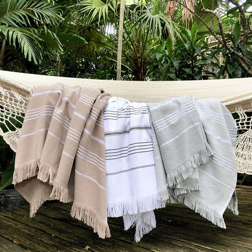 Terry Cotton Turkish Towel