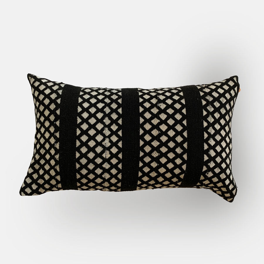 Emerson Vintage Fabric Pillow Cover