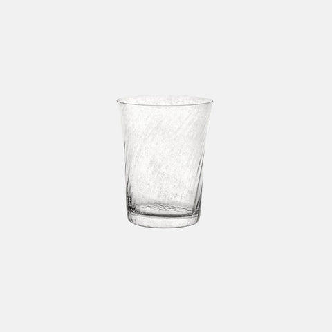 Lisa Water Glass Smoke