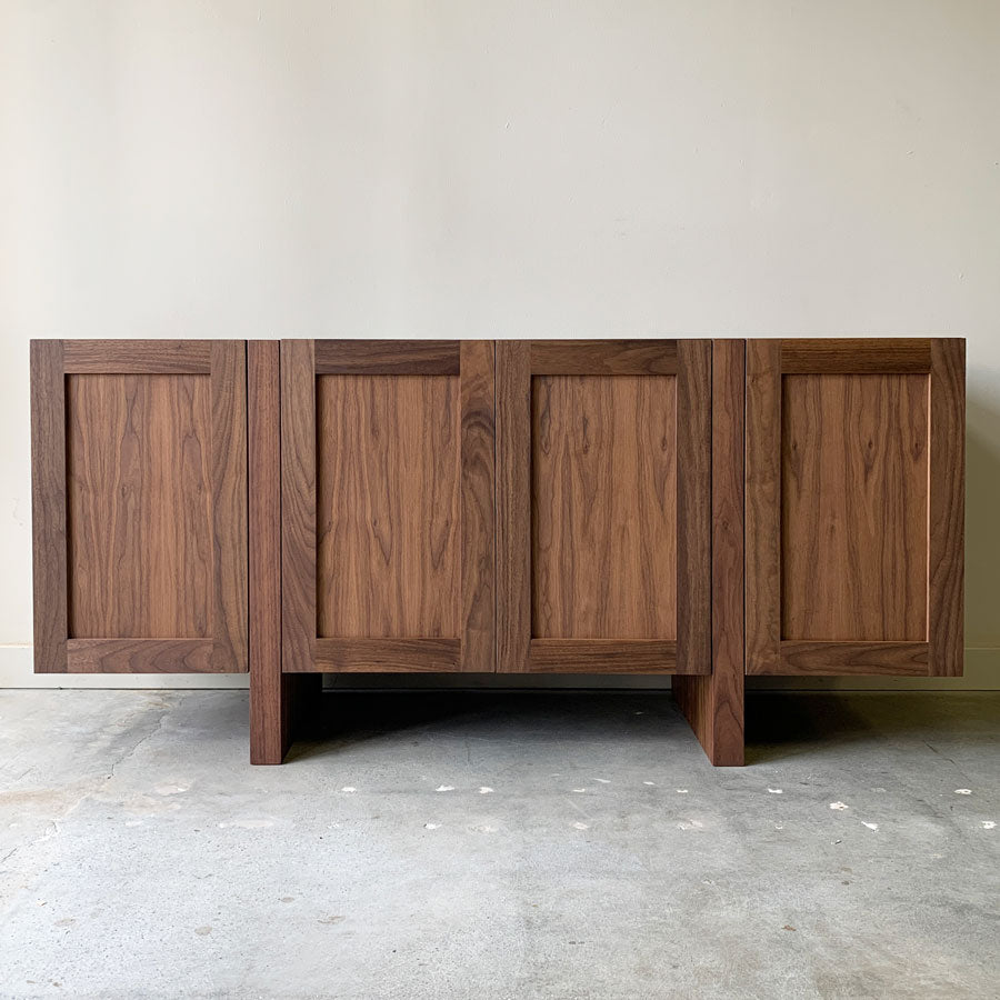 Jamison Walnut Sideboard