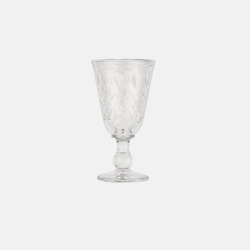 Vitral Wine Glass Clear
