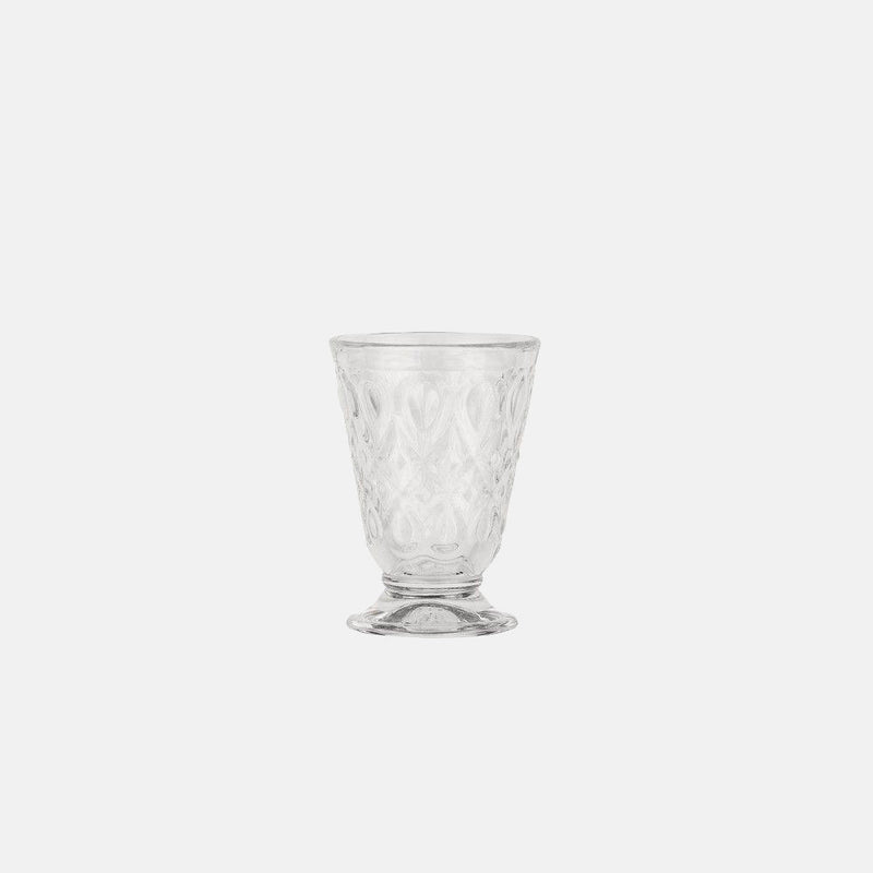 Vitral Water Glass Grey