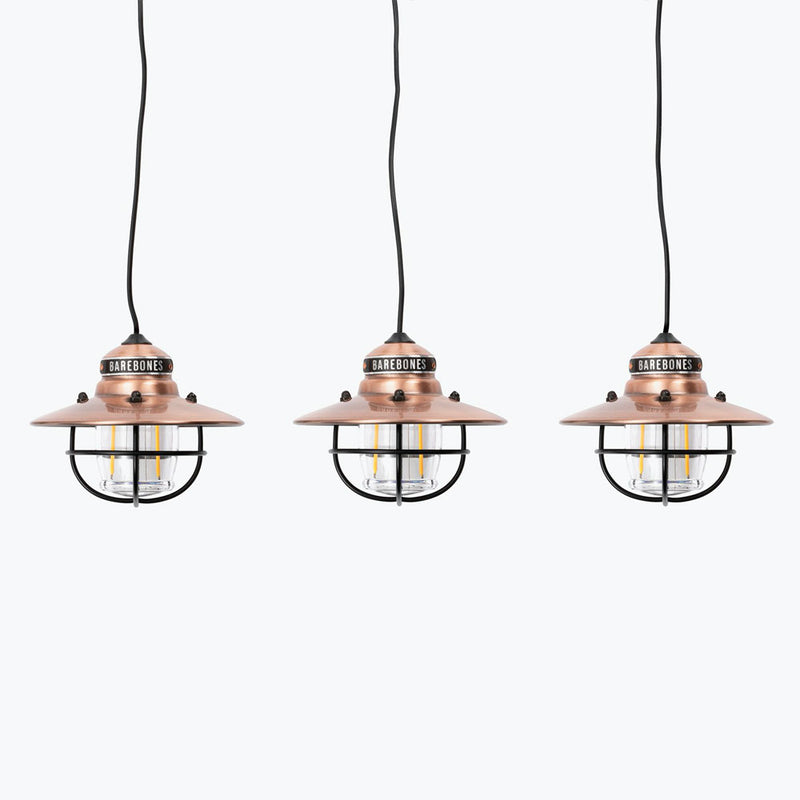 Edison Pendant String Lights
