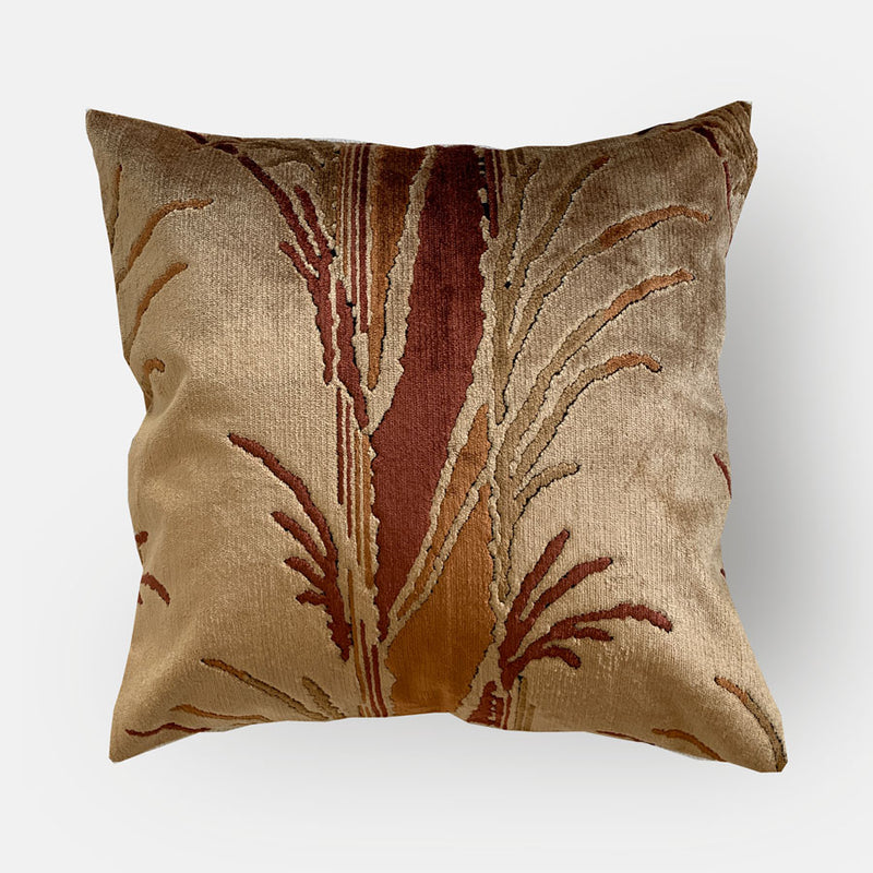 Jaclyn Vintage Fabric Pillow Cover