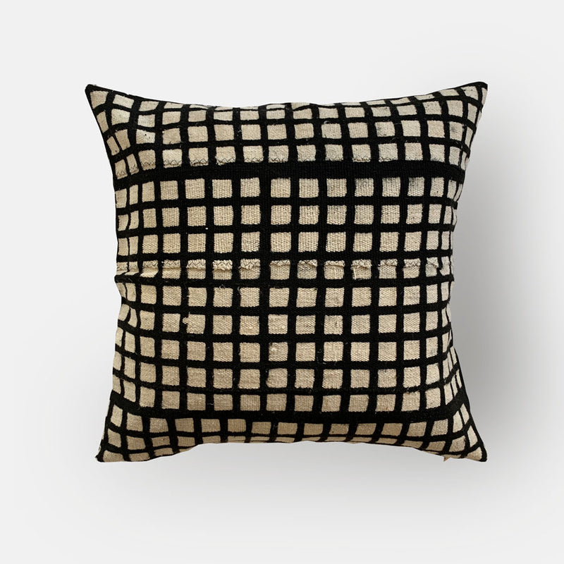 Samson Vintage Fabric Pillow Cover