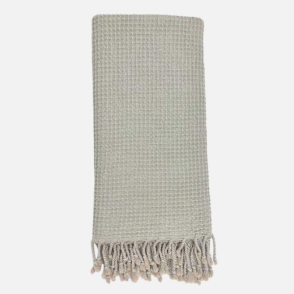 Cotton Waffle Turkish Towel