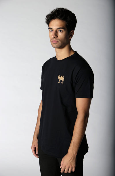 Camiseta Camel Black - KitipasaShop