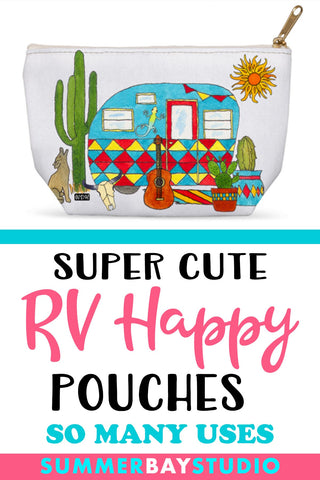 RV Happy Desert Heat Pouch