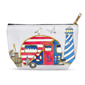 RV Happy Accessories Pouch - Nautical Dockside