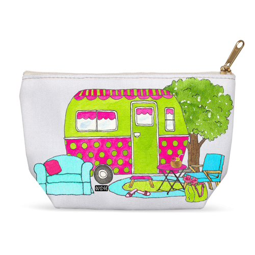 RV Happy Accessories Pouch - Glamping Up
