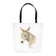 Summer Bay Farm Tote Bags - Duffy Donkey