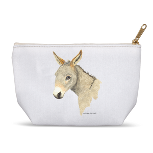 Summer Bay Farm Accessory Pouch - Duffy the Donkey
