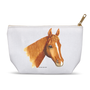Summer Bay Farm Accessory Pouch - Cinnamon the Horse