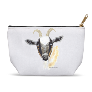 Summer Bay Farm Accessory Pouch - Gilbert the Goat