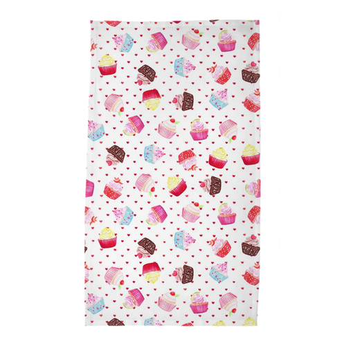 Hey Cupcake Tea Towels