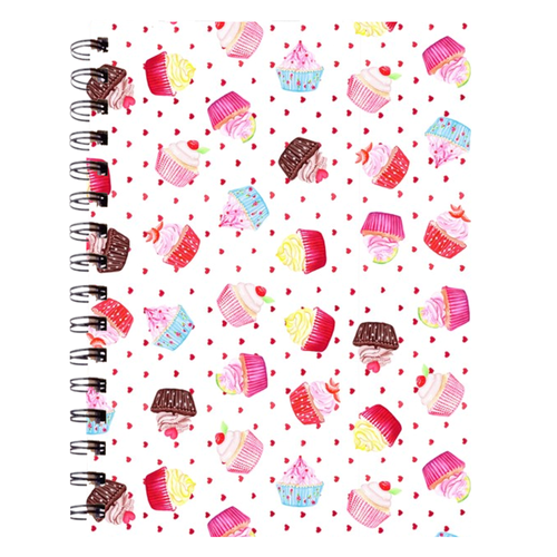 Hey Cupcake Notebooks