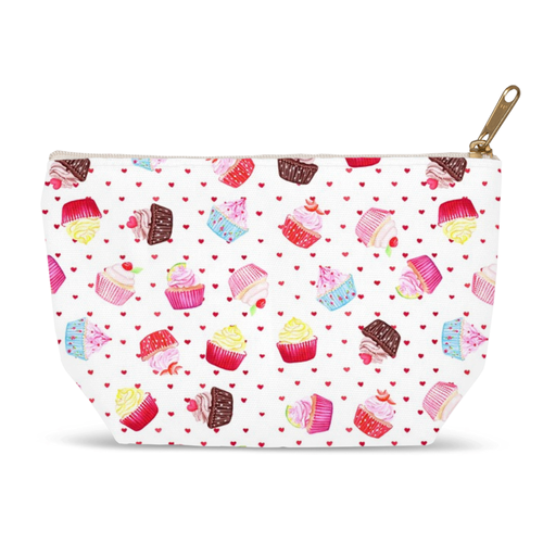 Hey Cupcake Accessory Pouch