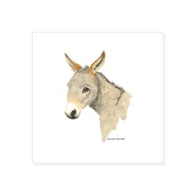 Summer Bay Farm Canvas Wall Art - Duffy the Donkey