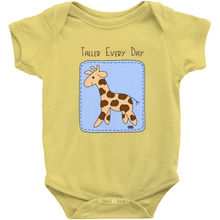 Baby Love Onesies - Taller Every Day