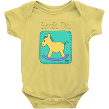 Baby Love Onesies - Rock On