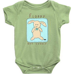 Baby Love Onesies - Floppy by Cuddly