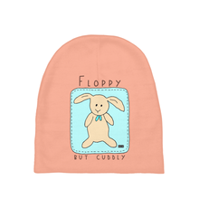 Baby Love Baby Beanie - Floppy but Cuddly